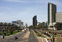 View on Harbor Drive