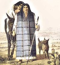 Kumeyaay people lived in San Diego before Europeans settled there.