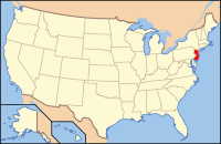 Outline of New Jersey