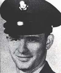 Corll, aged 24, shortly after his enlistment in the U.S. Military in August 1964