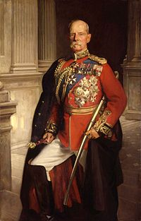 Lord Roberts by John Singer Sargent.