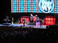 Styx performing in 2009