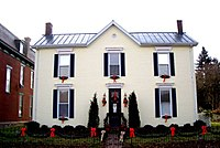 Rosemary Clooney's Riverfront Home, Augusta, Kentucky