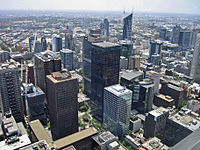 """Melbourne has been placed alongside New York City and Berlin as one of the world's great street art spots, ranked the world's most liveable city for several years running and designated a """"City of Literature"""" by UNESCO in its Creative Cities Network."""