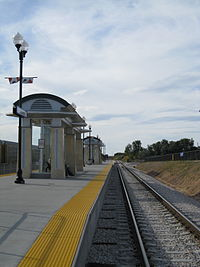 Clearfield station