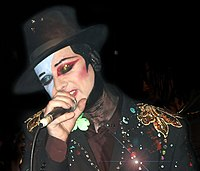 Boy George of Culture Club (performing in 2001) was a leading figure in the new romantic movement
