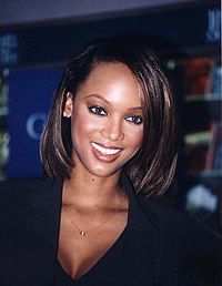 Banks at a book signing in 1995
