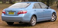 Camry (pre-facelift)