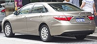 Camry (facelift)