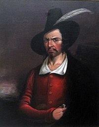 French pirate Jean Lafitte, who operated in New Orleans, was born in Port-au-Prince around 1782.
