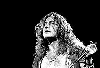 Plant with Led Zeppelin, 1973