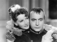 Garbo and Charles Boyer in Conquest (1937)