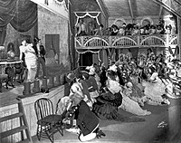Scene from the original Broadway production
