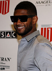 List of awards and nominations received by Usher
