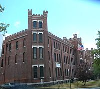 Marcy Avenue Armory