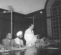 Secretary to the Government of India
