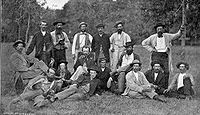 Scouts and guides, Army of the Potomac, Mathew Brady