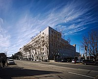 San Francisco Hall of Justice, 850 Bryant Street.