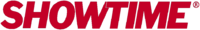 Showtime logo, used from 1984 to 1997; a 3D circle containing a TV screen (which was originally used as the channel's primary logo dating back to 1979) was used alongside this logo from 1984 to 1990. This logo was also used on Showtime Australia until 2009. It was also in use for nostalgia purposes for the marketing of the 2019 series Black Monday.