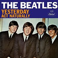 Yesterday (Beatles song)