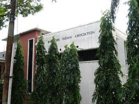 Indian Association building in Singapore.
