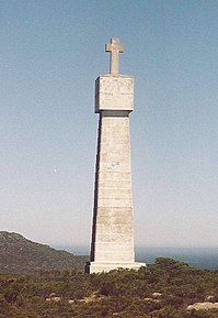 Monument to the Cross of Vasco da Gama at the Cape of Good Hope, South Africa