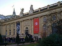 The Grand Palais in Paris, France, during the Switch media event on January 15, 2017