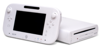 Nintendo sought to avoid the struggles it had with communicating the capabilities of the Switch's predecessor, the Wii U, whose GamePad (left) some mistook as an accessory for the Wii rather than a controller for the Wii U.