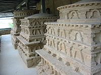 Taxila in Pakistan is a World Heritage Site
