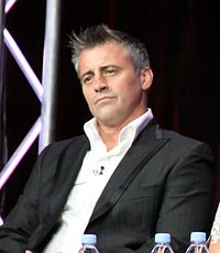 """LeBlanc hoped that by having his own show, Joey, """"probably the least evolved character"""" on Friends, would become more developed."""