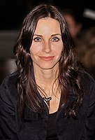 The producers wanted Courteney Cox (pictured) to portray Rachel, and Jennifer Aniston as Monica; However, Cox and Aniston disagreed, so Cox was cast as Monica and Aniston as Rachel