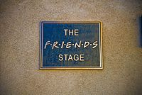 """After filming on the finale concluded, Stage 24 at Warner Bros Studios, where Friends had been filmed since Season 2, was renamed """"The Friends Stage""""."""