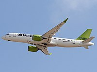 List of airBaltic destinations
