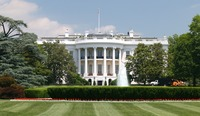 White House, the official residence