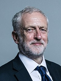 Jeremy Corbyn, Leader of the Opposition (2015–2020)