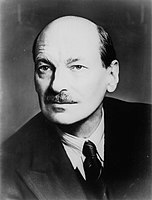 Clement Attlee, Prime Minister (1945–1951)