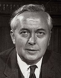 Harold Wilson, Prime Minister (1964–1970 and 1974–1976)