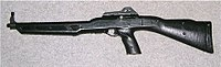 9 mm Hi-Point 995 carbine, one of the guns used by Harris