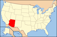 Index of Arizona-related articles