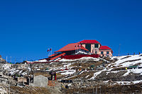 Indo-China border at Nathu La, is guarded by the ITBP