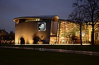 The Van Gogh Museum houses the world's largest collection of Van Gogh's paintings and letters.