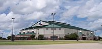 Extraco Events Center in Waco (formerly the Heart O' Texas Coliseum)