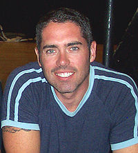 Co-founder Ed Robertson in 2005