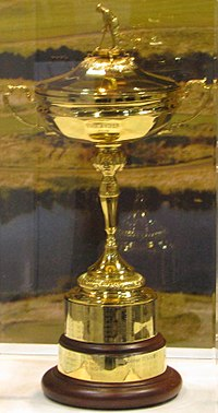 List of Ryder Cup matches