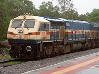 BLW manufactured locomotives hauling load across the nation