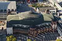 Festhalle Frankfurt - A unique location for events of all kinds.