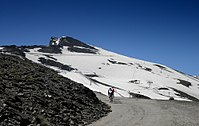 List of highest paved roads in Europe