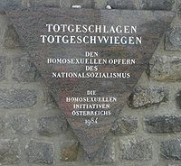 Persecution of homosexuals in Nazi Germany