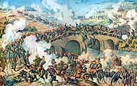 Romania, fighting on the Russian side, gained independence from the Ottoman Empire in 1878 after the end of Russo-Turkish War.