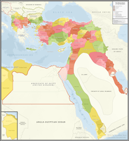 Administrative divisions in the year 1317 Hijri, 1899 Gregorian